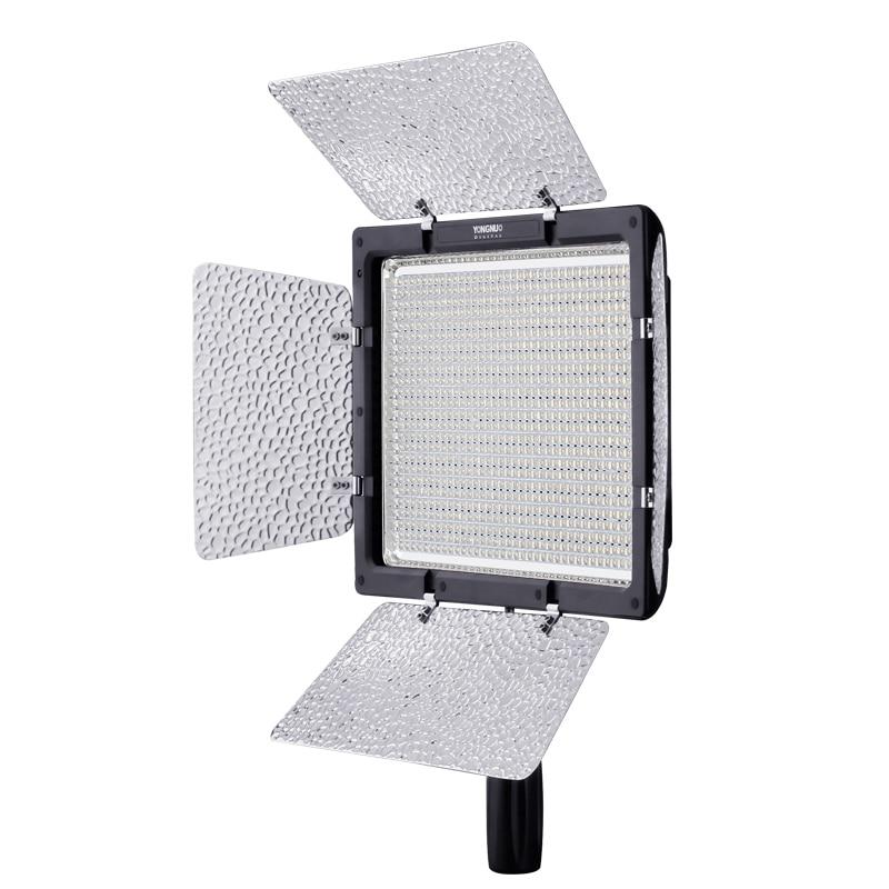 YONGNUO YN900 haut CRI 95 + sans fil 3200 K-5500 K LED panneau lumineux vidéo, YN-900 900 lampe haricots 7200LM 54 W LED éclairage