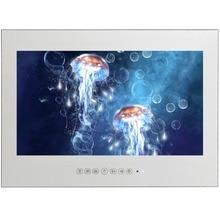 Espejo De cristal de Plata de 15.6 pulgadas LED TV/Bañera de Lujo TV