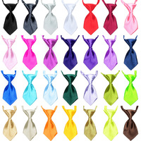 50/100 pcs/lot Mix Color Pet Cat Dog Bow Tie Puppy Grooming Products Adjustable Dog Accessories Bows for Small Dogs Pet Supplies