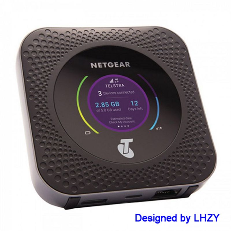 Sbloccato Netgear Nighthawk M1 MR1100 4GX Gigabit LTE cat16 1 GBPS Mobile Router PK Huawei E5788