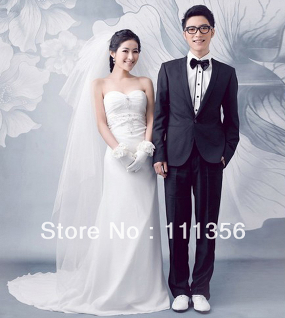 2T Bubble Bridal Trim Wedding Veil Cut Edge White Ivory NEW Hair Accessory