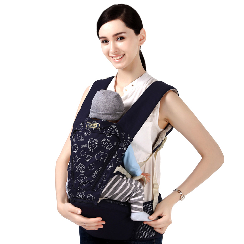 Bethbear Hipseat Newborn Waist Stool Baby Carrier Infant Sling Prevent O-Type Legs Loading Bear 20Kg Ergonomic Baby Carriers