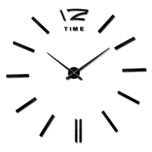 CV Large Wall Clock Decorative home decor DIY