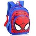 Hot Spiderman Children School Bags 3D Cartoon Boys Book Bag Primary School Grade 1-3 Shoulder Bag Kids Backpack Mochila Satchel