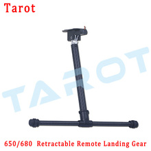 ormino retractable landing gear quadcopter kit Small rc Tarot 650 680pro tarot landing gear multicopter helicopter diy drone kit
