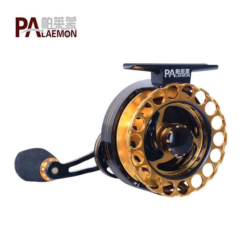 Hot Sale PALAEMON Fishing Raft Wheel Left Hand Right Hand Fishing Reel 8 + 1BB 3.6:1 Fly Fishing Reel Wheel With High Foot pesca