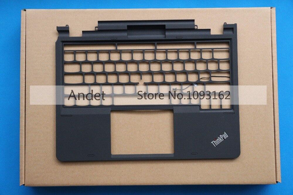 Reconditionné Lenovo Thinkpad x1 Helix 1 repose-clavier couvercle de la lunette cadre supérieur 60.4WW02.002