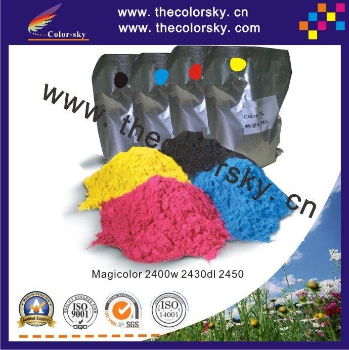 (TPKM-C2400-2) copier laser toner powder for Konica Minolta C 2400 2430 2500 2530 2550 2480 2490 2590 for Xerox 6115/6120 1kg