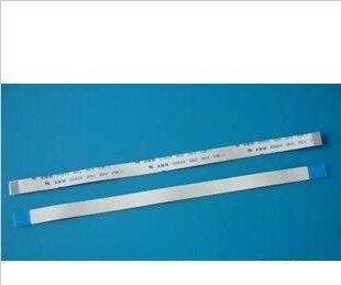 """משלוח חינם חדש 5 יחידות שטוח סרט להגמיש כבל 12pin 150 מ""""מ 15 ס""""מ לחצן הפעלה עבור HP DV2000 E118077 AWM 2896 80C"""