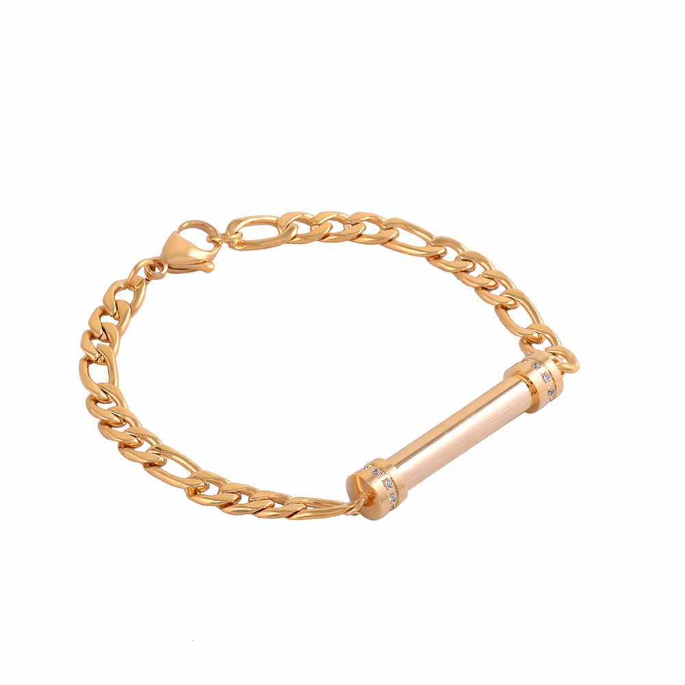Us 7 82 8 Off Golden Urn Bracelet Women Accessories Cremation Jewelry 4 Color Stainless Steel Bangles For Ash In Chain