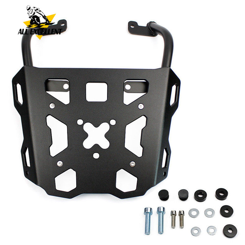 Motorcycle Aluminum Rear Luggage Rear Rack Carrier For YAMAHA MT-09 Tracer & Tracer 900 2014-2018 FJ09 FJ 09 EMS Fast