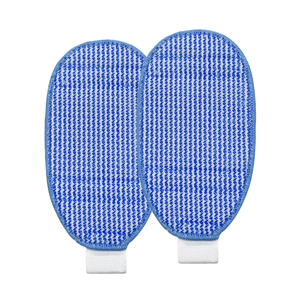 Image 2 - 2X/LOT Cleaner Mops Cloth Brush Set SuitableFor Black & Decker FSH10SM FSH10SMP
