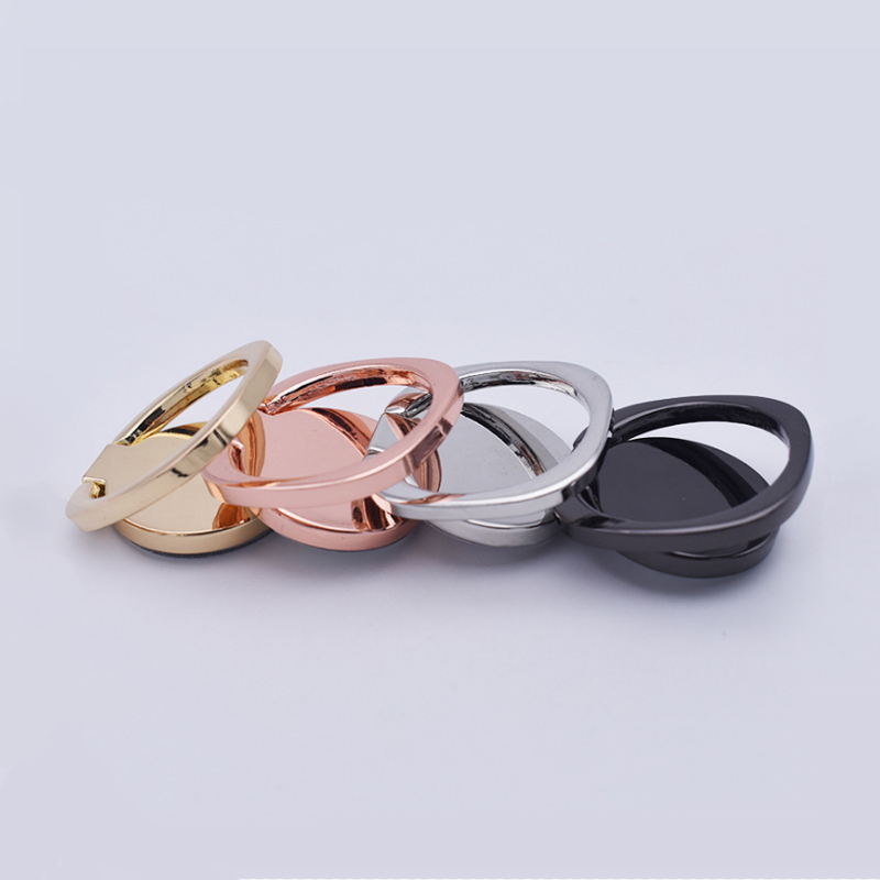 New Finger Holder Mobile Phone Holder Ring 360 Rotating Ring For Tablets IPhone Xiaomi Samsung Huawei P10 Fashion Phone Holder