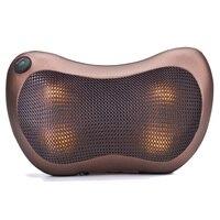 Multifunctional Cervical Vertebra Massager Neck Waist Body Home Massage Pillow Cushion Pillow Cushion For Electric Vehicle