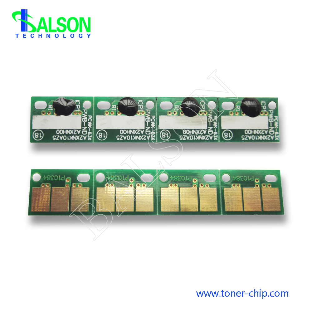 Hot sale TN321 toner chip for Minolta Bizhub C224 C284 C454 C554 cartridge reset chips made in china in Cartridge Chip from Computer Office