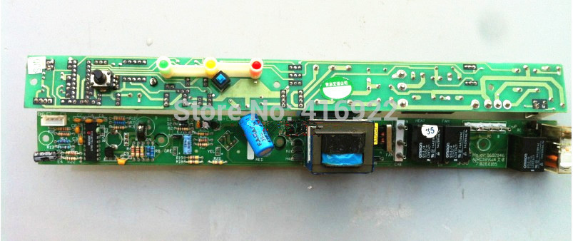 95% new Original good working refrigerator pc board motherboard for Haier BCD-189WA BCD-197W BCD-189WK on sale server motherboard for se7501wv2 320m scsi raid system board original 95%new well tested working one year warranty