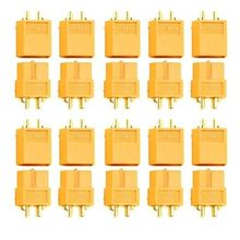 10pairs/lot XT60 Connector Plug Male Female for Battery Quadcopter Multicopter Battery ESC Power Module FPV цены