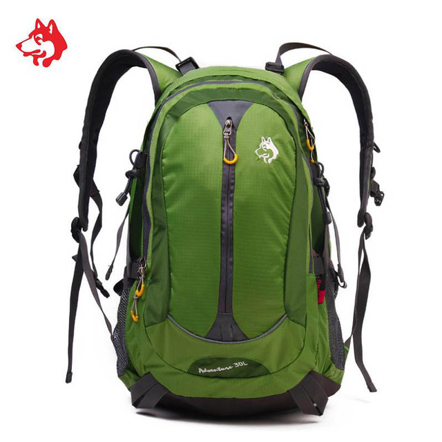 413ef8db3cb8 Brand 30L Unisex Rucksack Outdoor Waterproof Hiking Walking Backpacks Bag  For Sports Travel Tourist Camping Backpack Bags