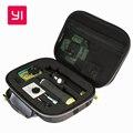 Original yi acessórios saco de armazenamento leve espuma eva coleção de viagem caso caixa de transporte para xiaomi yi action camera