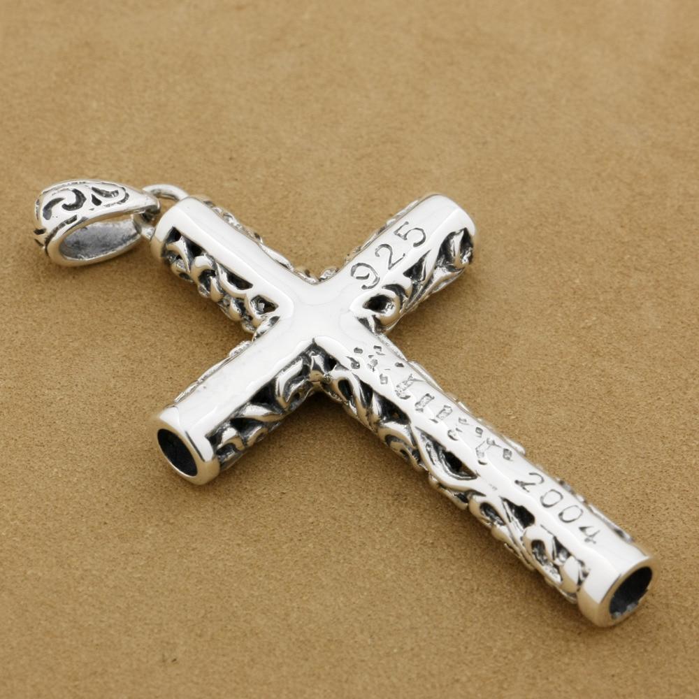 ПРОДАЖ !! LINSION Циліндр хрест 925 проби - Модні прикраси - фото 6