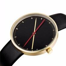 2018 Новая мода Любители часы для Для мужчин Для женщин Кварцевые наручные часы роскошный пару часов Relogio Masculino унисекс часы черный