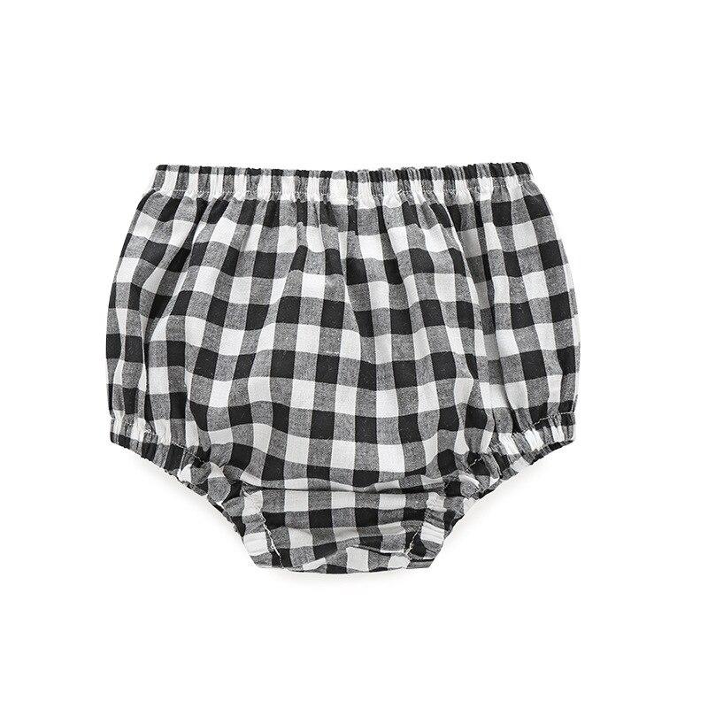 7fad273c4057 New Toddler Girl Clothing Grid Girls Summer Sets 2pcs Tops+Shorts ...