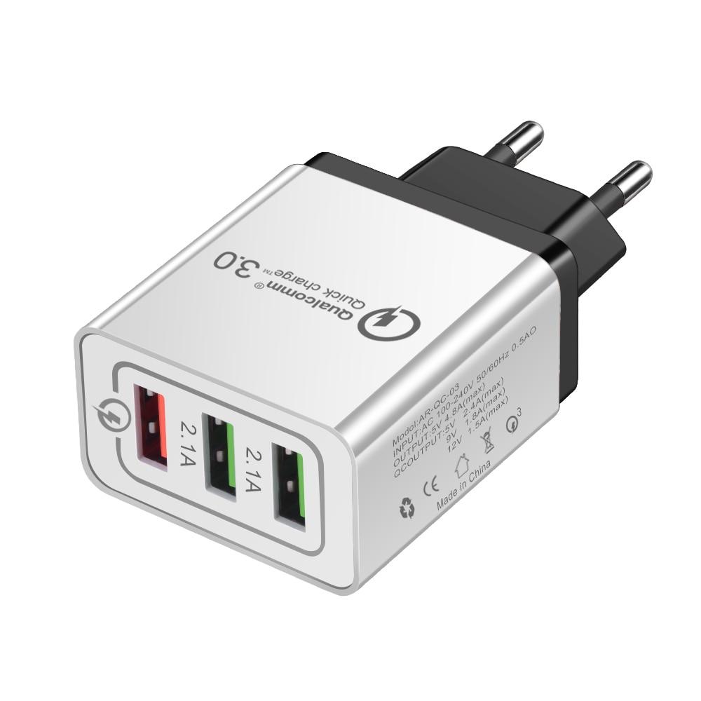 HTB1Nl Ma5zxK1RjSspjq6AS.pXaV - Universal 18 W USB Quick charge 3.0 5V 3A