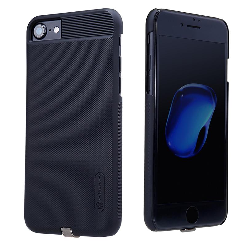 bilder für [RU] Nillkin qi empfänger Drahtlose Ladegerät Empfänger Fall Abdeckung für iphone 6/7/7 plus Transmitter Ladegerät fall