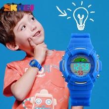 Blue Sports Children Watches