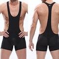 WJ Gay Mens Bodysuit Wrestling Singlet bodysuit Latex Erotic Wrestling Singlet Mens Sexy Bodysuit Body Suit Sexy Lingerie Fetish