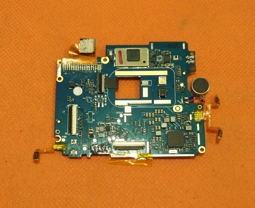 Used Original mainboard 2G RAM+16G ROM Motherboard for Bluboo Edge MT6737 Quad Core 5.5 Inch HD 1280X720 Free shipping
