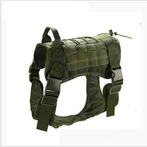 Tactical Police K9 Vest Harness 8
