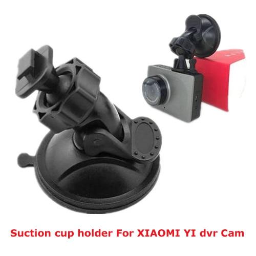 Car Dvr Suction Cup Bracket For original Xiaomi Yi , Genuine Sucker for Yi Dash Cam, Suction cup holder For XIAOMI YI dvr Cam