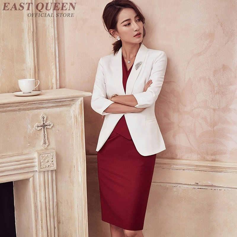 Interview suits office uniform ontwerpen vrouwen AA4099