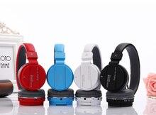 2018 оригинальные JKR 215B складной Беспроводной Bluetooth наушники стерео музыку бас гарнитура с микрофоном Поддержка TF карты FM радио