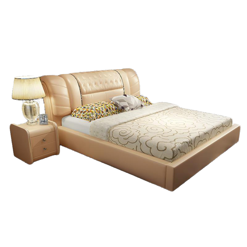 Odasi Mobilya Yatak Modern Furniture Room Frame Meble Recamaras Letto A Castello Leather De Dormitorio Moderna Mueble Cama Bed
