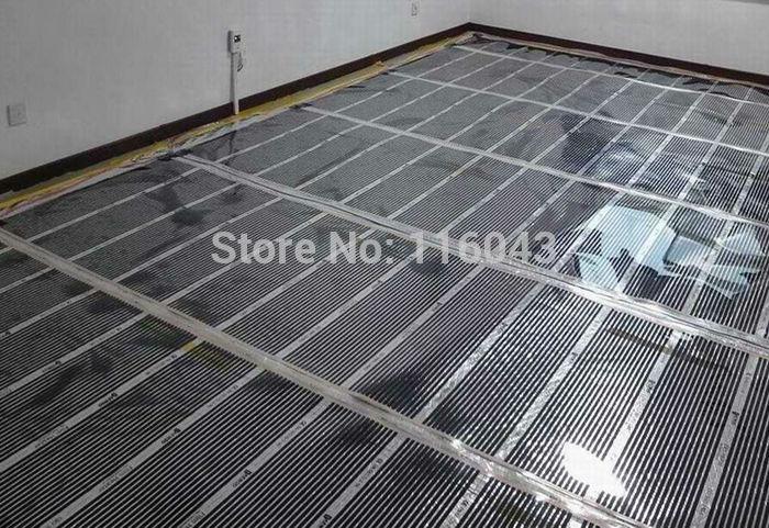 heating film install case 0010