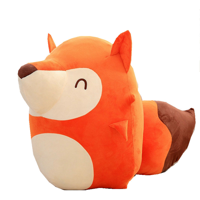 20cm Cute Cartoon plush foxes Winter Stuffed Ali fox soft doll birthday gift toys for kids children present wild animal stuffed animal 44 cm plush standing cow toy simulation dairy cattle doll great gift w501