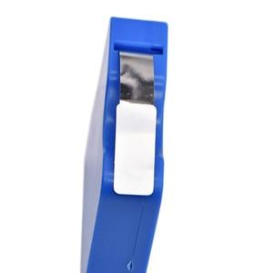 Image 5 - شريط ترميم غشاء بوليستر/الفولاذ المقاوم للصدأ للأسنان شرائط مصفوفة شفافة من الراتينج للشفاء 5 مللي متر/6 مللي متر/7 مللي متر عرض 0.025 مللي متر شرائط مصفوفة