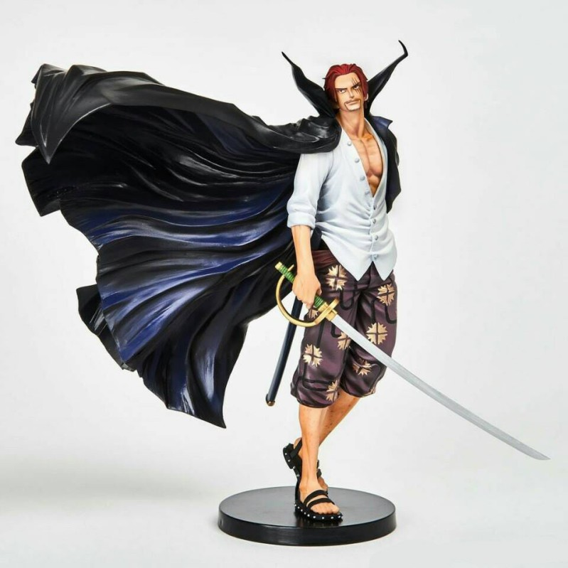 NEW hot 18cm One Piece Shanks Stylist action figure toys collection doll Christmas gift with box(China)