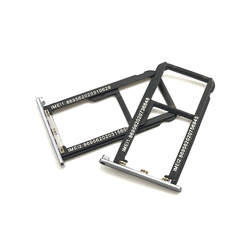New For ZTE Blade V7 SIM Card Holder Tray Slot Adapter Replacement Part Original High Quality