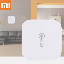 Xiaomi Aqara Temperature Humidity Environment Sensor Air Pressure Mijia Smart Home ZigBee Wireless Control Via Mihome APP(China)