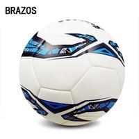 Professional Soccer Ball Size 5 Official Football Ball Seamless Football Training Balls Net For Futbol Fussball Sport Accessory