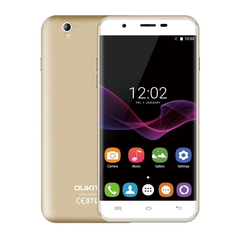 OUKITEL U7 Max Cell Phone 5 5 Android 6 0 MT6580A 1GB RAM 8GB ROM 8