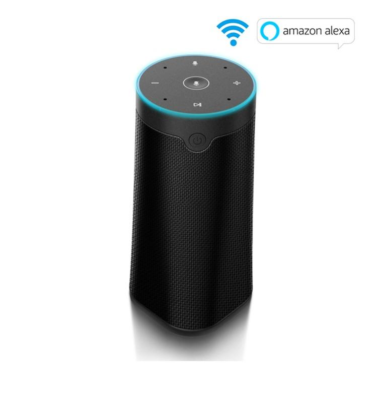 [Genuine] Wireless Bluetooth4.0 Smart Speaker,HiFi 2channel Sound,Voice Control For Amazon Alexa AI Echo Google Home MP3 Player