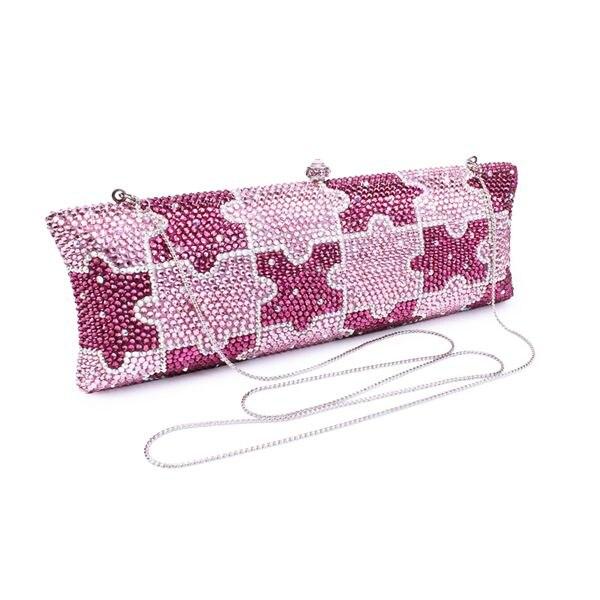 Clutch Style rhinestone evening bags handmade clutch handbags brand bag clutch adriana muti clutch