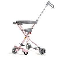 Сверхлегкий ребенка детский трехколесный велосипед Детские коляски Портативный Triciclo Infantil складной Роскошные детские тележки путешествия