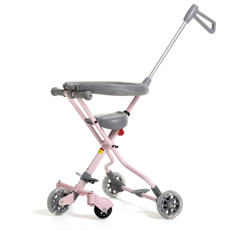 Ultralightweight Child tricycle Kids Bike baby stroller Portable Triciclo Infantil Folding Luxury Baby trolley Travel Prams