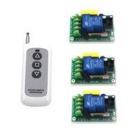 Water Pump Motor Wireless Remote Control Switch 220v Single Remote Control Switch 30a High Power Metal