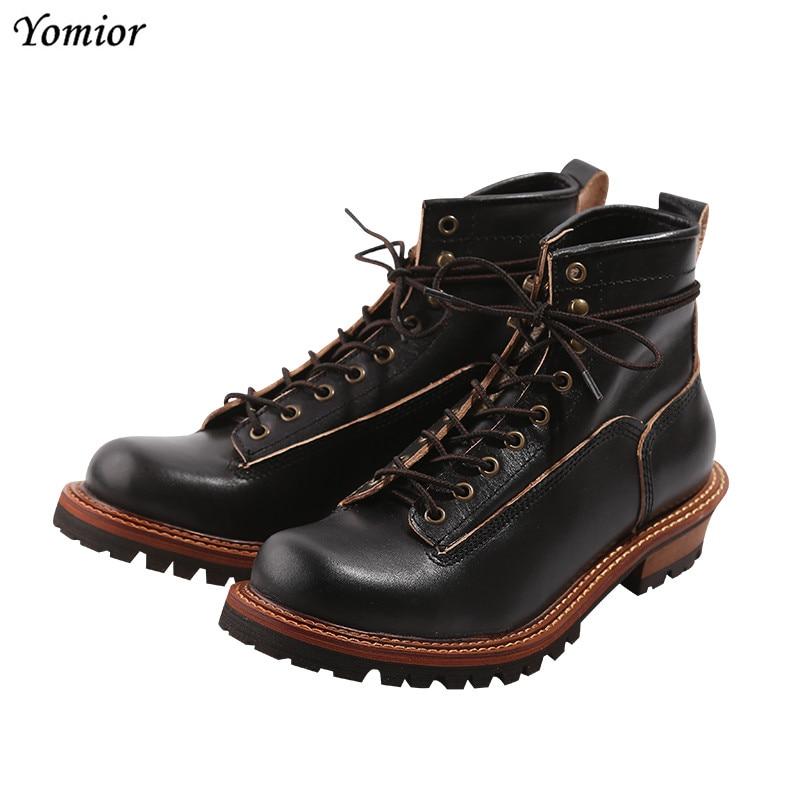 Fait à la main Nouvelle Arrivée Tout-Allumette Hommes Plate-Forme - Chaussures pour hommes